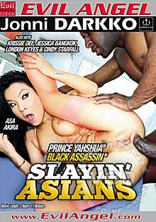 Slayin' Asians Box Cover
