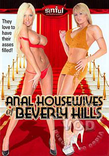 Anal Housewives Of Beverly Hills Box Cover