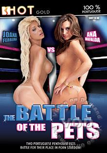 The Battle Of The Pets Box Cover