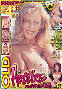 Old Hotties Box Cover