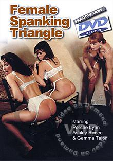 Female Spanking Triangle Box Cover