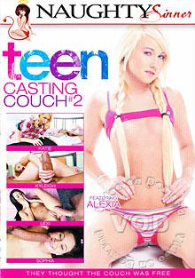 Teen Casting Couch #2