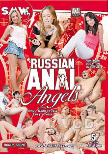Russian Anal Angels