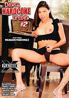 Nasty Hardcore Latinas #2 Box Cover