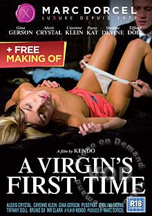 A Virgin's First Time (English Language)
