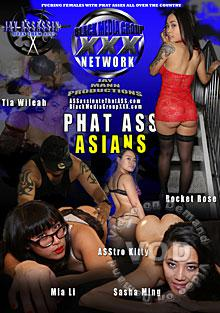 Assassinate That Ass: PHAT Ass Asians Box Cover