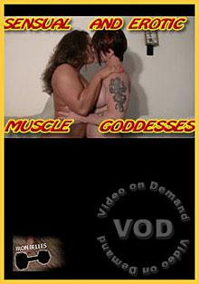 Sensual And Erotic Muscle Goddesses Box Cover