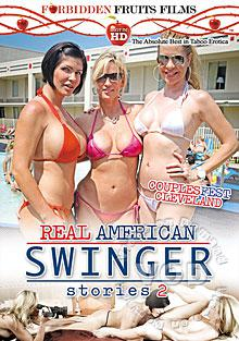 Real American Swinger Stories 2 Box Cover