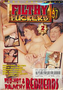 Filthy Fuckers Vol. 37: Red-Hot & Raunchy Redheads Box Cover