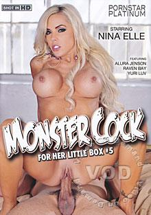 Monster Cock For Her Little Box Vol. 5