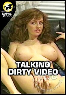 Talking Dirty Video Box Cover