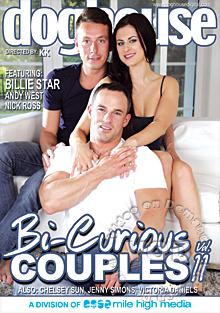 Bi Curious Couples 11 Box Cover