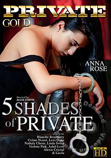 5 Shades of Private Box Cover