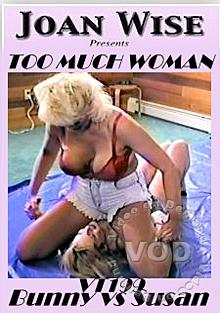 Too Much Woman - Bunny Vs. Susan Box Cover