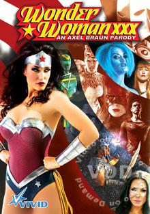 Wonder Woman XXX - An Axel Braun Parody Box Cover