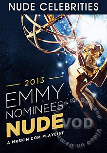 2013 Emmy Nominees Nude Box Cover