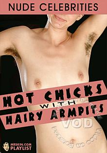 Hot Chicks With Hairy Armpits Box Cover