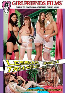 Lesbian Triangles Episode 34 Box Cover