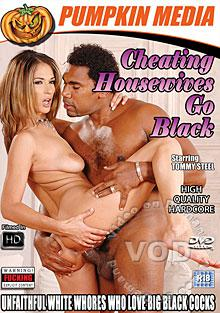 Cheating Housewives Go Black Box Cover