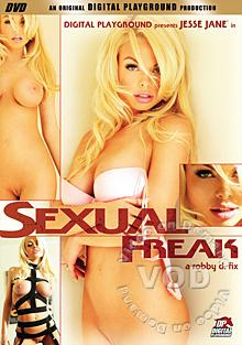 Jesse Jane - Sexual Freak Box Cover