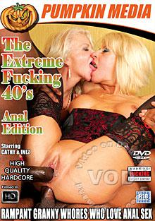 Extreme Anal Sex Over 40