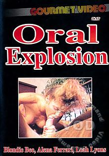 Oral Explosion Box Cover