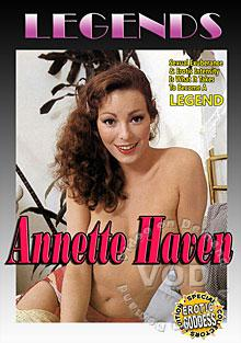 Legends - Annette Haven