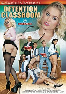 Schoolgirls & Teachers #4 - Detention Classroom