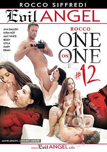 Rocco One On One #12 Box Cover - Login to see Back