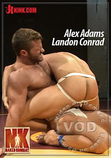 Naked Kombat - Alex Adams vs. Landon Conrad