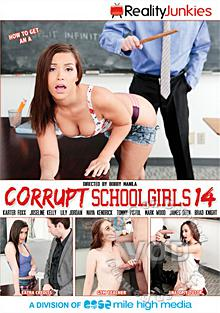 Corrupt Schoolgirls Vol. 14 Box Cover