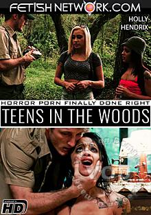 Teens In The Woods - Holly Hendrix