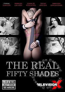 The Real 50 Shades Box Cover