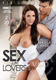 Sex Is For Lovers 2 Box Cover