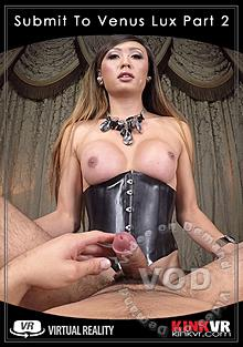 KinkVR - Submit To Venus Lux Part 2 Box Cover