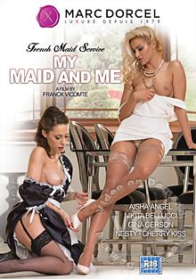 My Maid And Me Box Cover