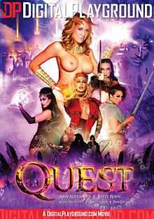 Quest Box Cover