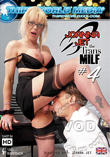 Joanna Jet The Trans MILF #4 Box Cover - Login to see Back