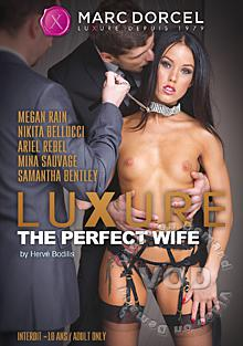 Luxure - The Perfect Wife (English) Box Cover