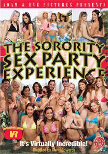 Sorority Sex Party Experience Box Cover