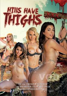 The Hills Have Thighs XXX