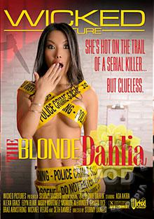 The Blonde Dahlia Box Cover - Login to see Back