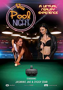 Pool Night Box Cover