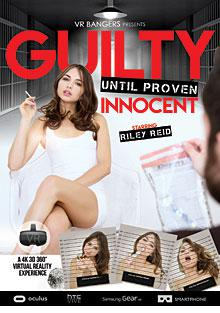Guilty Until Proven Innocent Box Cover