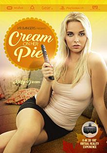 Cream On Her Pie Box Cover