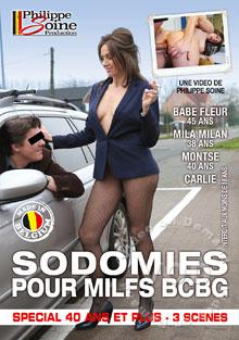 Posh MILF Love Anal Sex (French)
