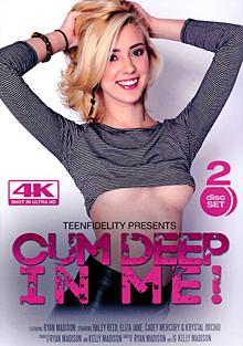 Cum Deep In Me! (Disc 1)