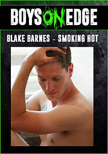 Blake Barnes - Smoking Hot Box Cover
