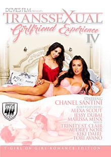 Transsexual Girlfriend Experience IV