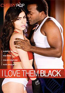 Cover von 'I Love Them Black'